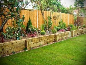 Fence That Complements Your Garden Jack Of All Trades